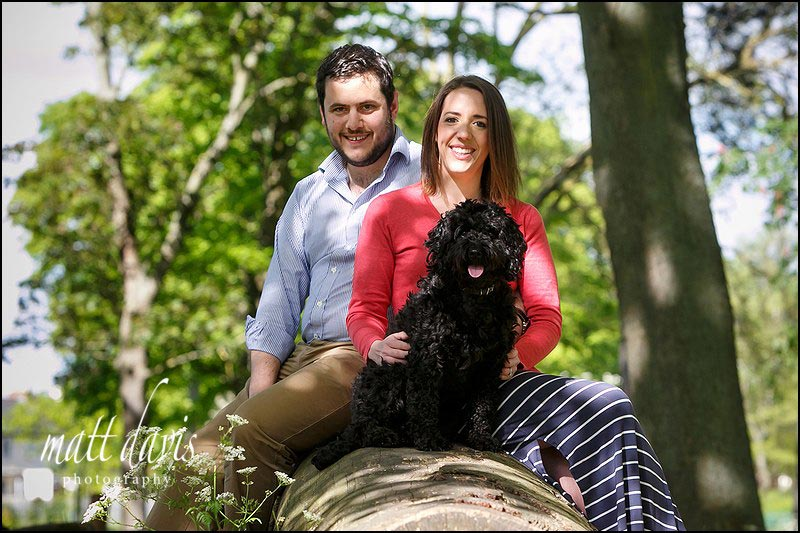 Relaxed family portrait photography cheltenham
