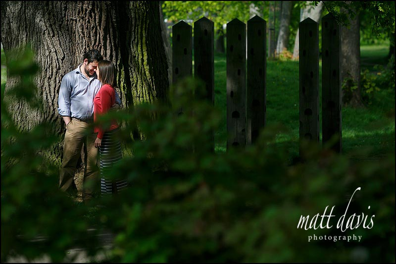Engagement photos in Cheltenham by Matt Davis Photography