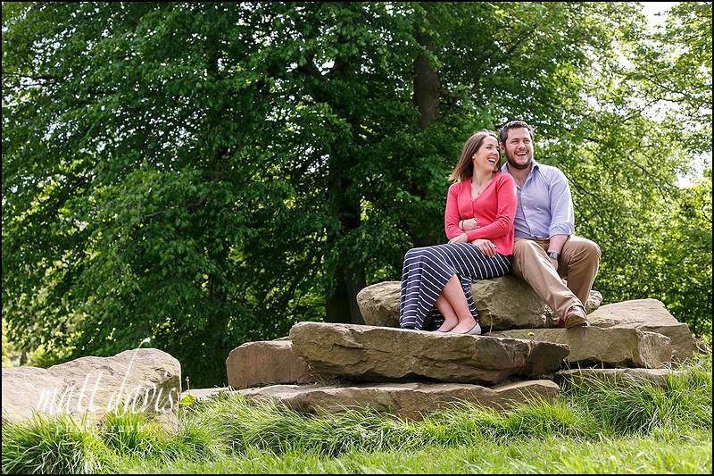Relaxed Engagement photography Cheltenham