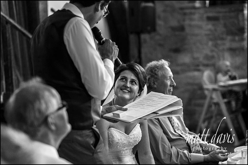 Black & white documentary Wedding Photography Cheltenham