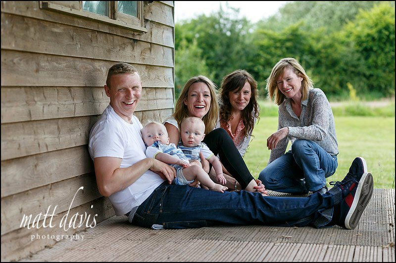 Fantastic Family portrait photography Gloucestershire