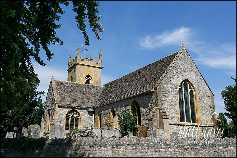 St Leonard's Church, Bretforton