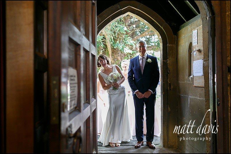 Mickleton Hills Farm wedding photos – Joe & Sadie