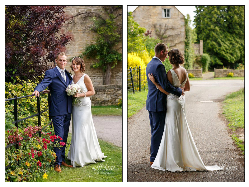 Stylish wedding photos at Mickelton Hills Farm