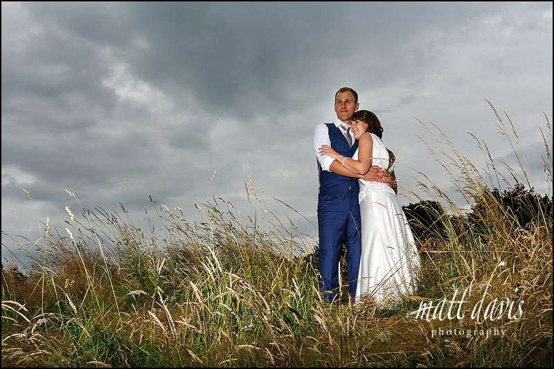Stunning Mickleton Hills Farm wedding photos