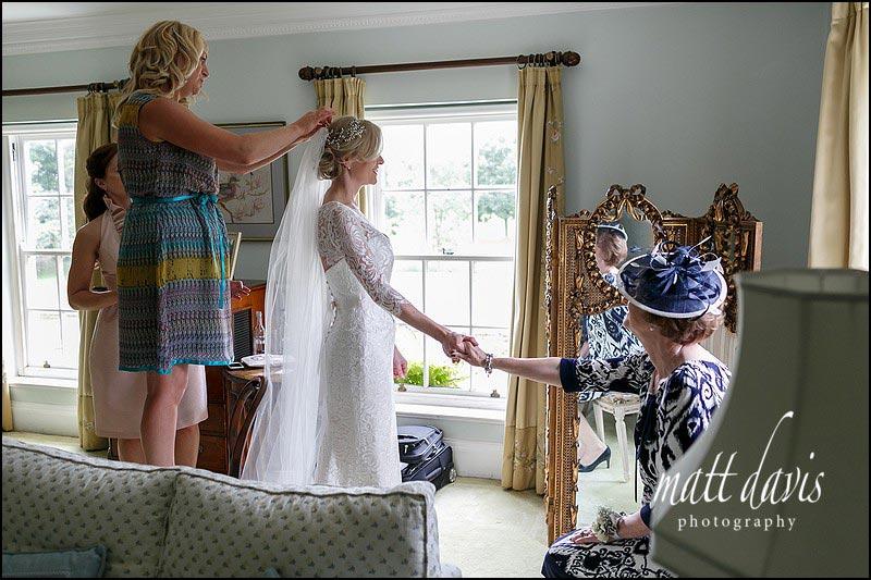 Birtsmorton Court Bridal Suite