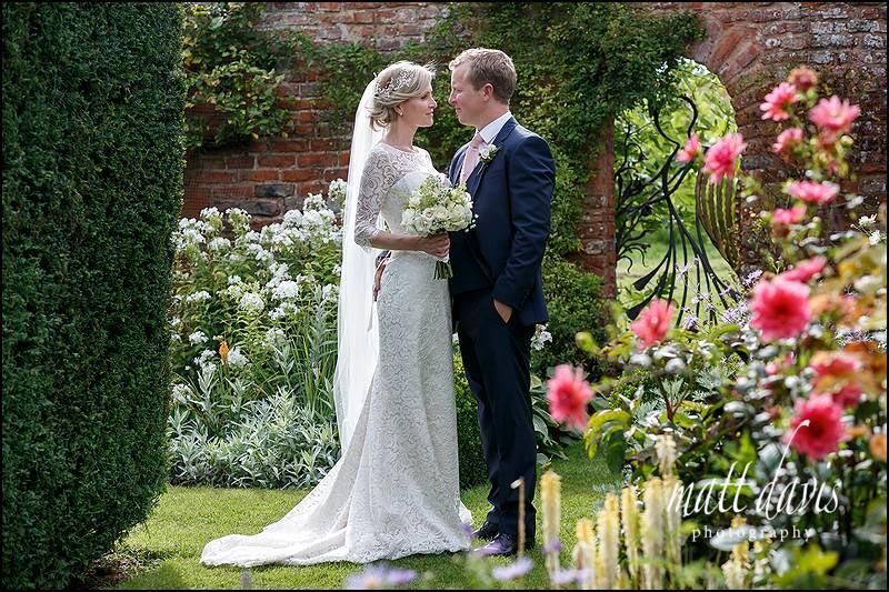 Birtsmorton Court wedding photos including the angel gate taken by Matt Davis Photography