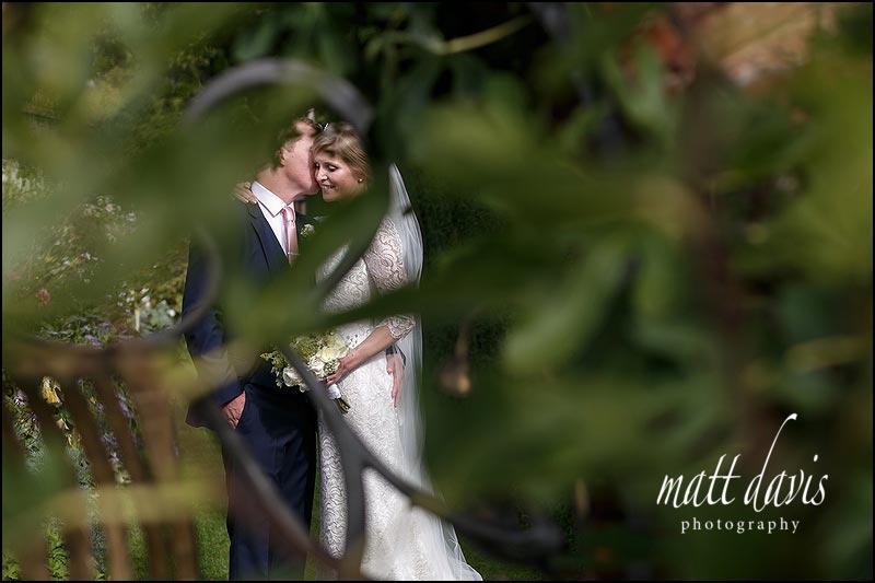 Creative wedding photography at Birtsmorton Court by Matt Davis Photography