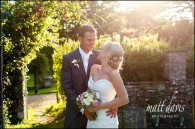 Great Tythe Barn wedding photos – Joe & Kristine
