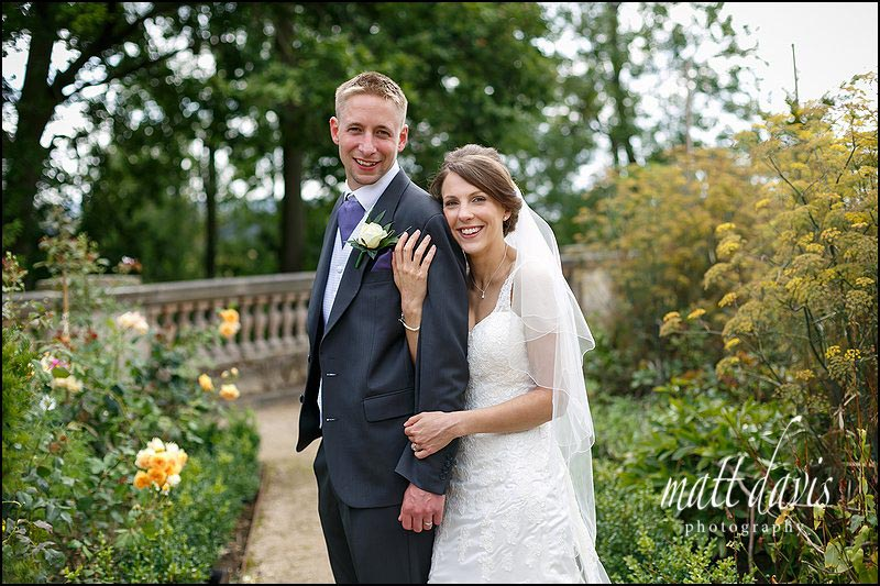 Stunning Wedding photos at The Wood Norton