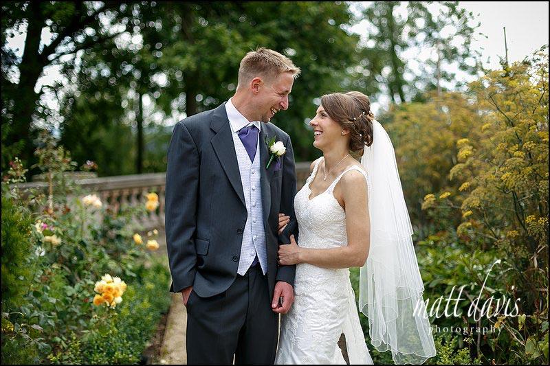 Natural Wedding photos at The Wood Norton