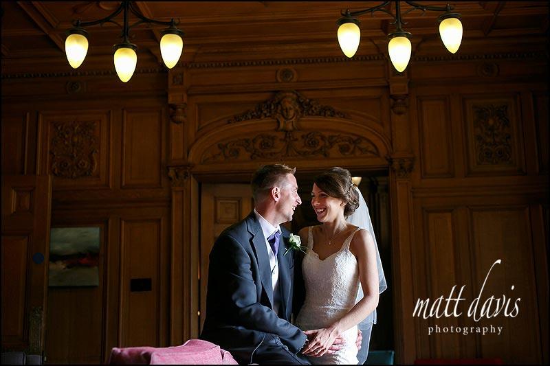 Wedding photos at The Wood Norton – Scott & Emily