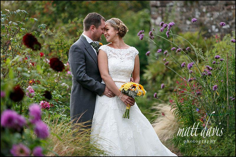 Autumn wedding at Berkeley Castle