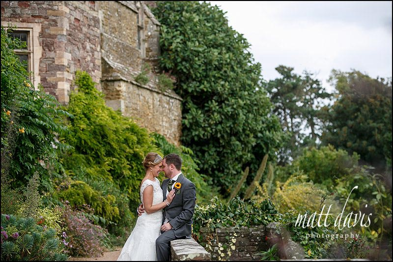 Gloucestershire wedding photography at Berkeley Castle