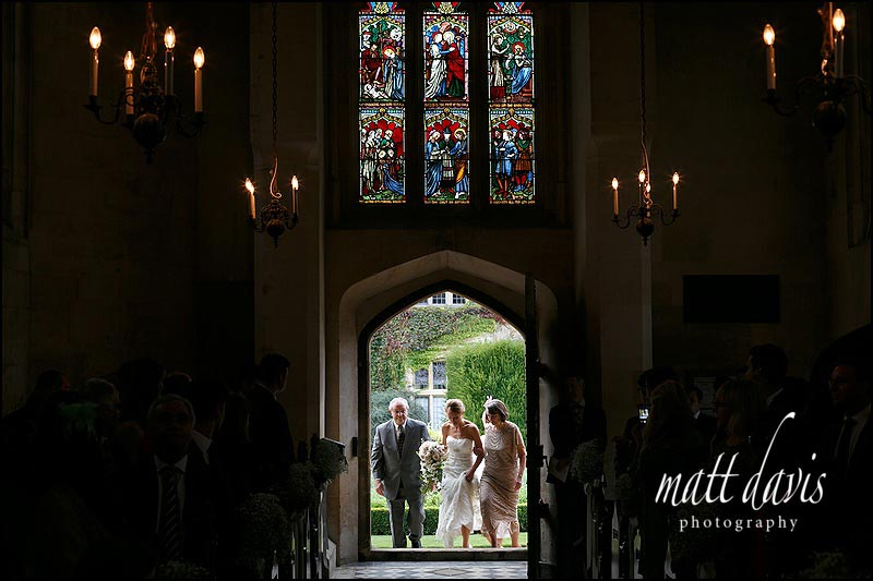 Stunning wedding photography at Sudeley Castle