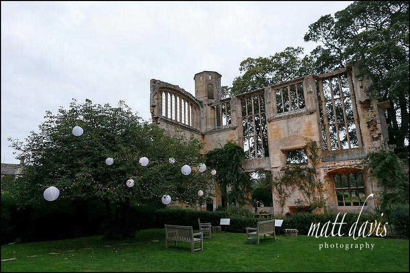 Sudeley Castle ruins
