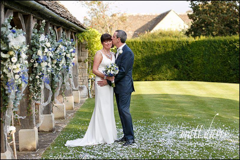 Romantic Whatley Manor wedding photos