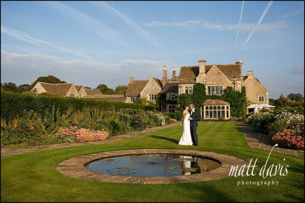 Whatley Manor wedding photos