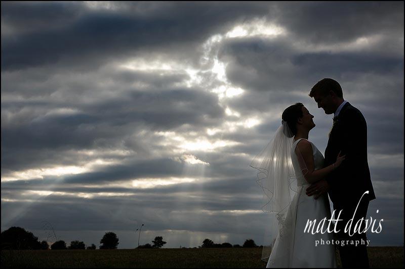 Unusual wedding photos at Cripps Stone Barn