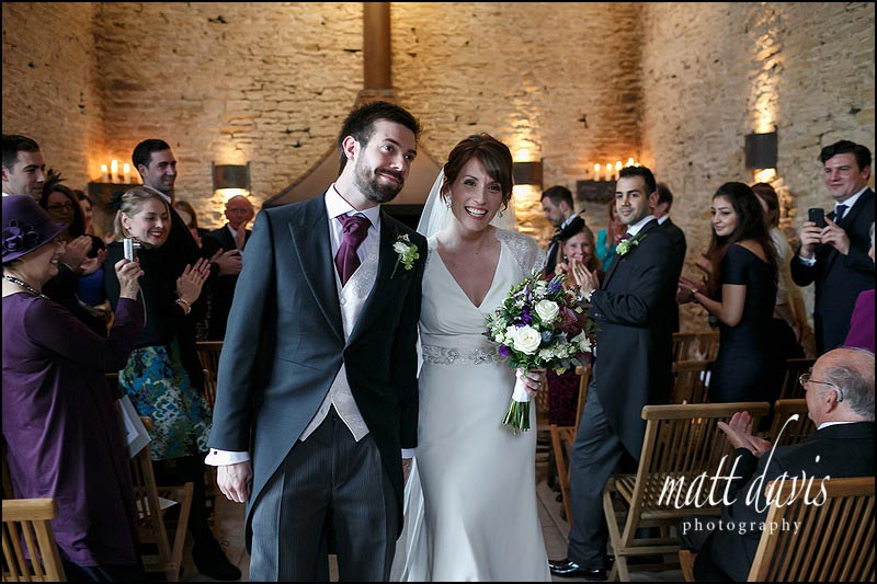 Wedding photos Cripps Stone Barn