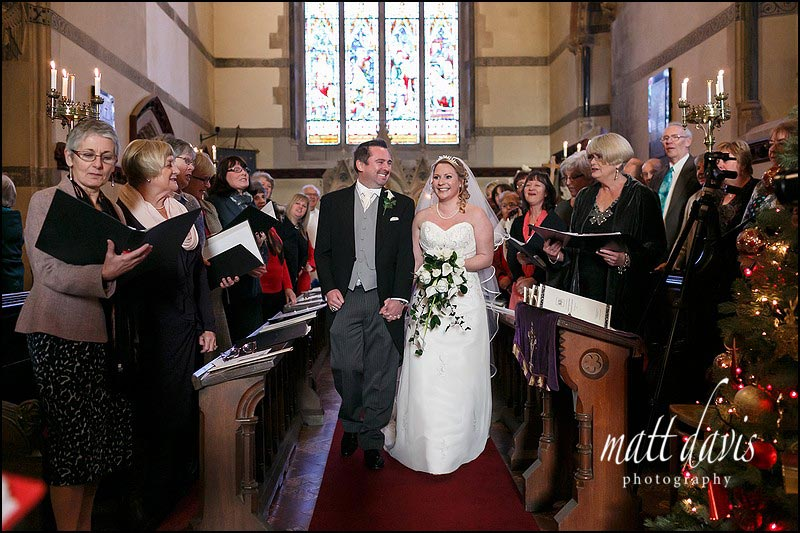 Weddings at St Peter's Church Clearwell, Gloucestershire