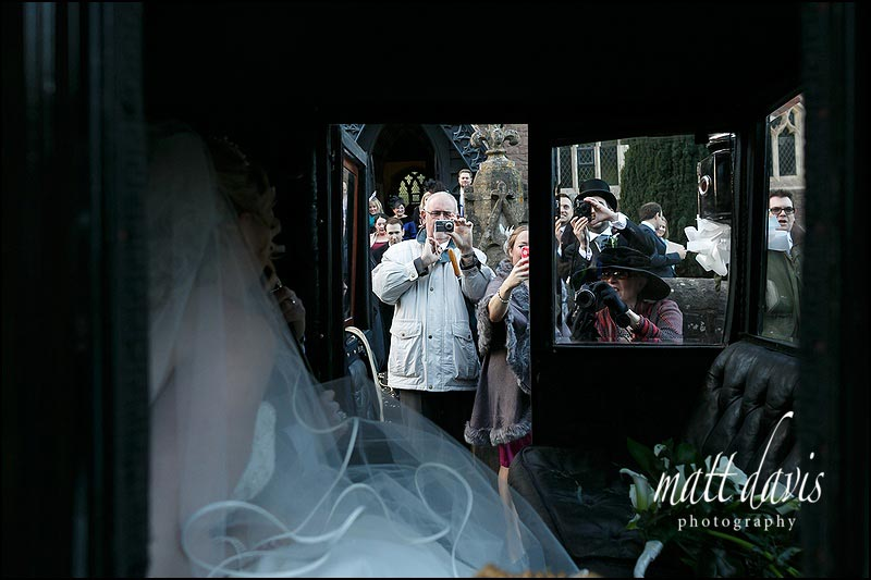 Weddings at St Peter's Church Clearwell Castle