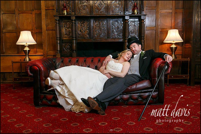 Weddings at Clearwell Castle photographed by Matt Davis