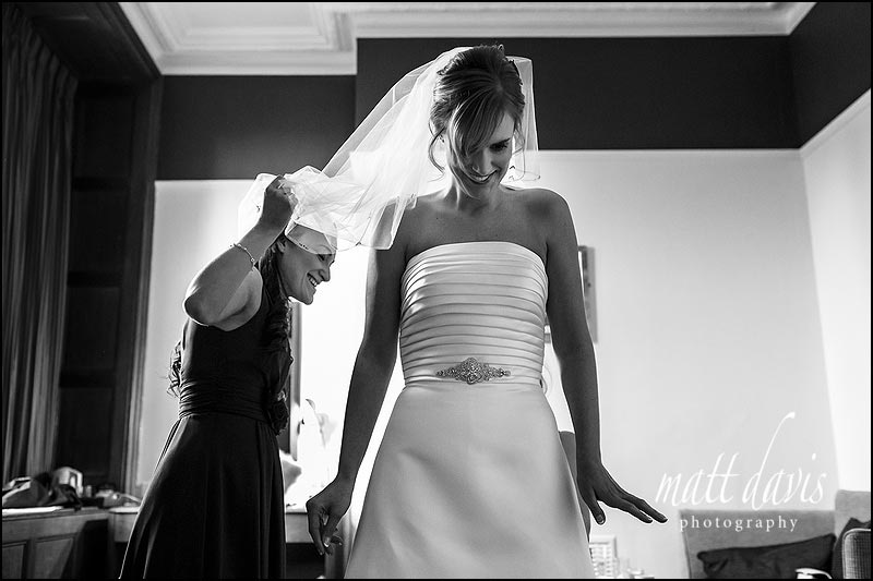 wedding photography Eynsham Hall