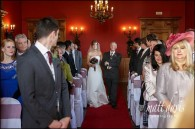 Eynsham Hall wedding photos – Jay & Laura