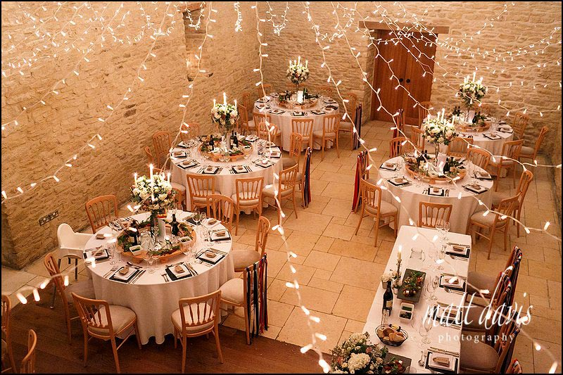 Strawberry Fields Catering at Kingscote Barn wedding venue