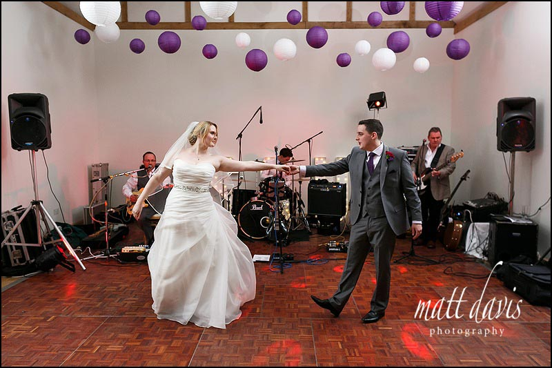 Wedding First Dance to Ed Sheeran's Thinking Out Loud