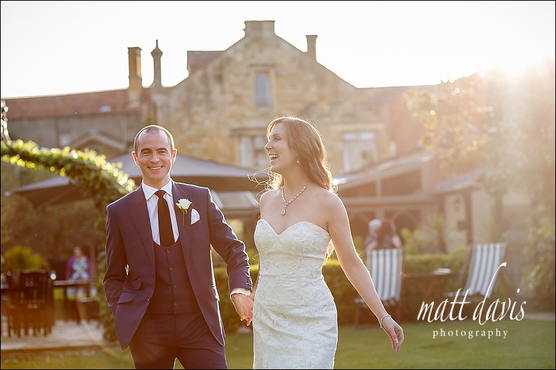 Manor House Hotel wedding photos by Matt Davis Photography