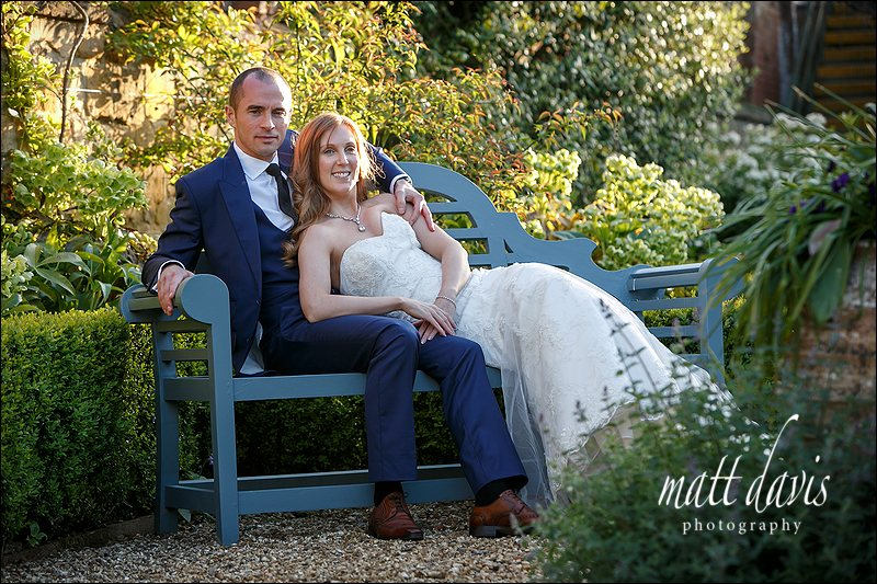 Manor House Hotel wedding photos - James & Tina