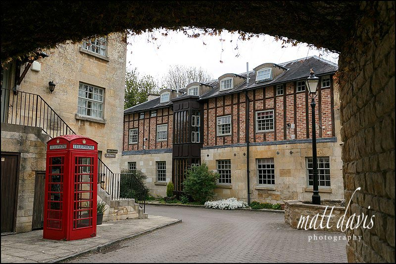 Sudeley Castle wedding cottages