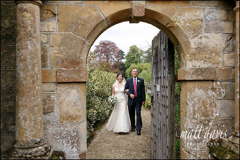 Wedding photos Sudeley Castle