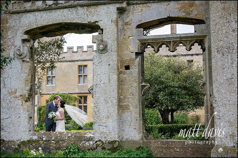 Amazing wedding photos at Sudeley Castle