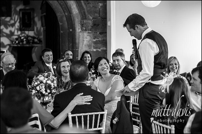 Sudeley Castle wedding photographer Matt Davis photographed this beautiful day for Rob & Peling