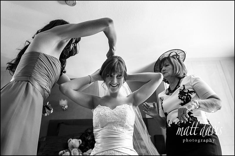 documentary Wedding photography Solihull