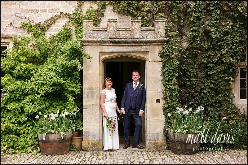 Professional wedding photography Barnsley House
