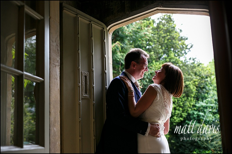 Professional wedding photos at Barnsley House