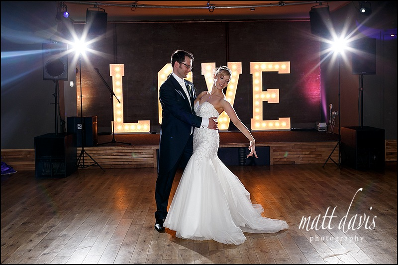 Amazing first dance photos Elmore Court