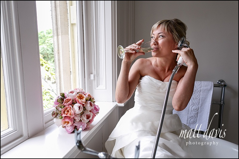 fun wedding photos at Manor By The Lake Gloucestershire