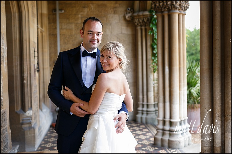 Beautiful wedding photos taken at Manor By The Lake Gloucestershire