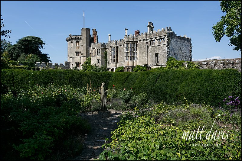 Thornbury Castle wedding venue