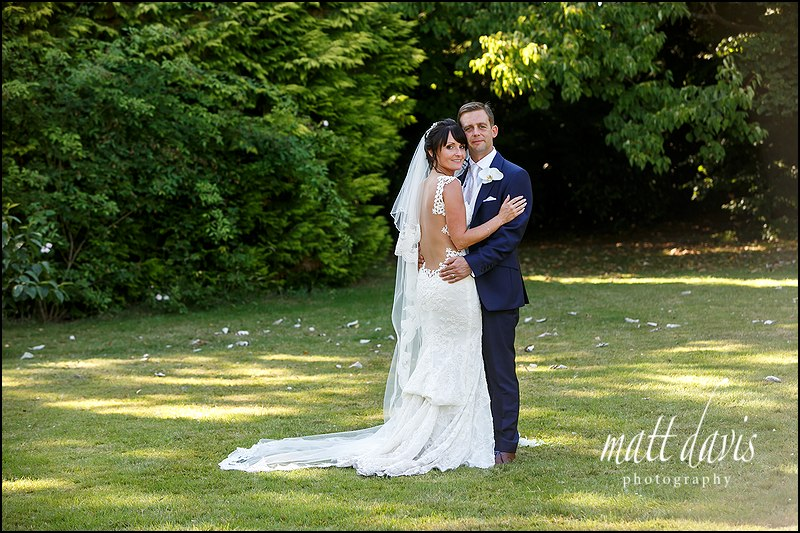 Berkeley Castle wedding - Edward & Layla