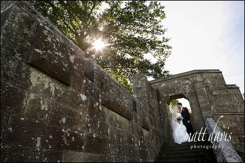 Eastnor Castle wedding photography by Matt Davis