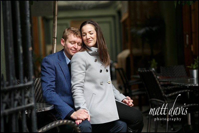 Beautiful Engagement photos Cheltenham, Gloucestershire by Matt Davis Photography