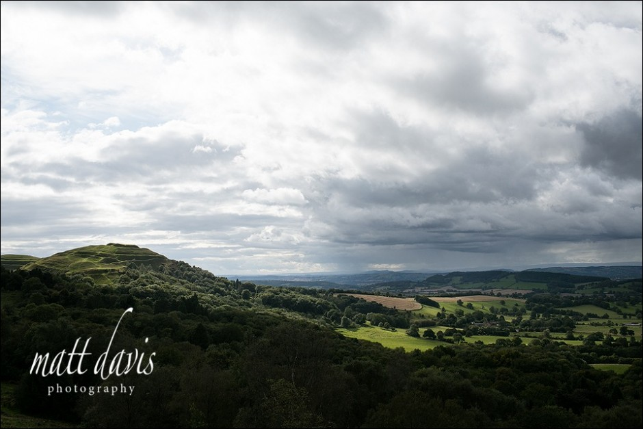 Landscape photography in the Malvern hills