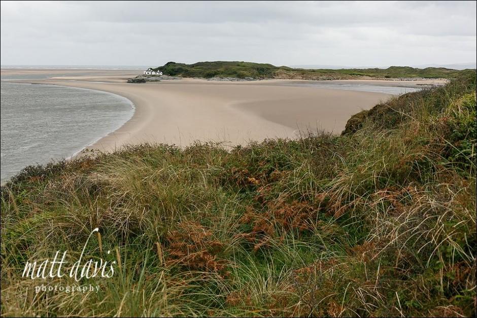 Borth-y-gest beach North Wales