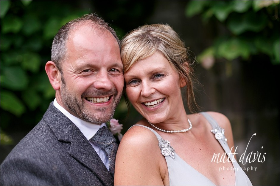Relaxed wedding photos of couple's second marriage taken at Eastnor Castle